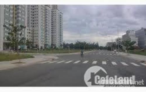 Cần Bán Gấp Lô Đất khu tái định cư Phú mỹ ,q7, SHR,Cách kĐT phú mỹ hưng 2p Di Chuyển