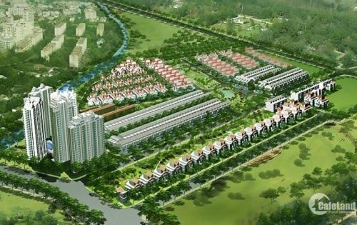 Chuyển nhượng Nền biệt thự dãy N duy nhất mặt đường 30m Nguyễn Lương Bằng giá 65tr/m2