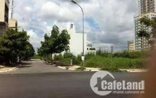 Cần bán lô góc 2 mặt tiền nhà phố CÓ SỔ giá rẻ đường 20m PHÚ MỸ CHỢ LỚN QUẬN 7 9X25m