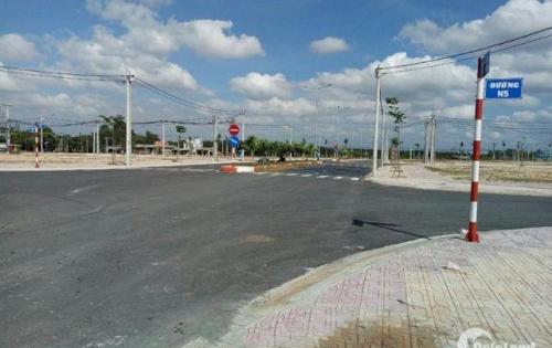 Vị trí tiềm năng cho các nhà đầu tư. - Khu dân cư cao cấp Eco Town Long Thành tọa lạc ngay trung tâm thị trấn Long Thành, mặt tiền đường Nguyễn Hải rộng 44m.