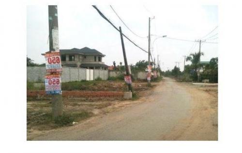 đất 4x20m2 đường Phạm Hùng, SHR, Q8
