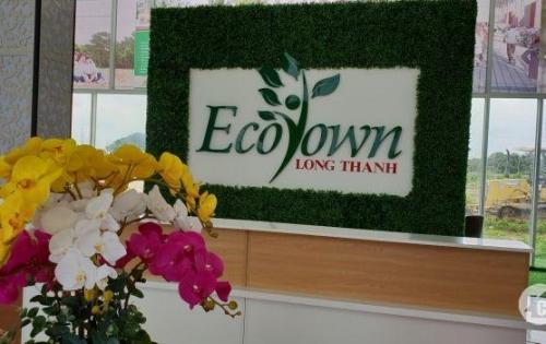 Eco Town Long Thành Vị trí đắc địa, trung tâm Long Thành, Khả năng sinh lời cao.