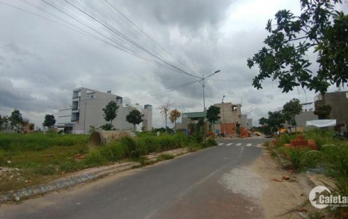Kẹt tiền cần bán gấp lô đất dự án cao cấp Nam Khang mặt tiền đường Nguyễn Duy TRinh chợ Long TRường Q9, SHR