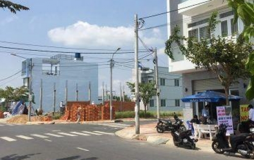 đất mặt tiền đường LÊ TRỌNG TẤN, chính chủ, shr, xây dựng tự do dt 60m2