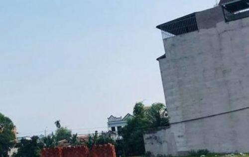 Bán lô đất thổ cư Mặt tiền hẻm 1/ Nguyễn Thị Tú, Bình Tân 60m2, đường nhựa10m.
