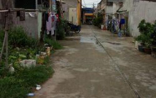 Tân Cần bán lô 2 đất  đường Nguyễn Thị Tú Ngã 4 Gò Mây Bình