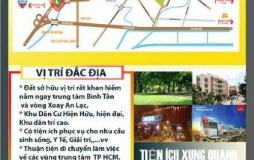 Bán đất Bình Tân, An Lạc, Lê Đình Dương