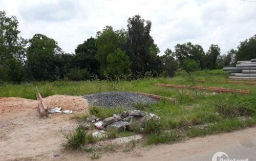 DT 72m2 thổ ngay Quận Bình Tân, giá 900 nhận nền xây dựng, sổ riêng