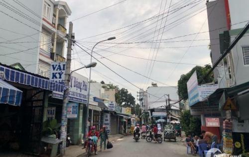 Khu dân cư New City ngay ngã 3 đường Võ Văn Bích - Bình Mỹ đã có sổ riêng từng nền