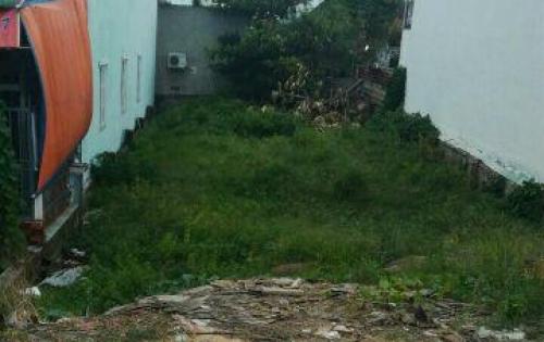 Đất thổ cư mặt tiền đường Hoàng Diệu 2, có sổ hồng, xây dựng tự do