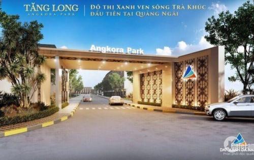 Tăng Long Angkora nhận đặt chỗ GD2, khu đô thị kiểu mới ven bờ sông Trà Khúc – Quãng Ngãi - 0935 535 084
