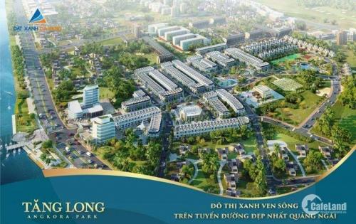 Đất nền dự án Tăng Long, Sơn Tịnh gần sông Trà Khúc, - 094.384.38.68