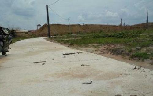 Bán đất khu công nghiệp 220tr/nền mặt tiền đường Mỹ Xuân-Ngãi Giao