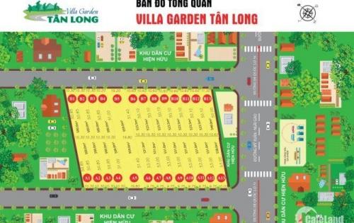 Dự án VillaGarden, Đất nền biệt thự siêu đầu tư