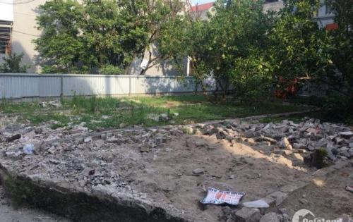 Bán lô đất ngõ 409 An Dương Vương, Phú Thượng, DT 36m2 MT 3,4m. Giá 1,45 tỷ