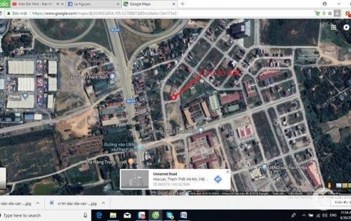 Bán đất Tái định cư Bắc Phú Cát, Thạch Hòa - Công nghệ cao Hòa Lạc
