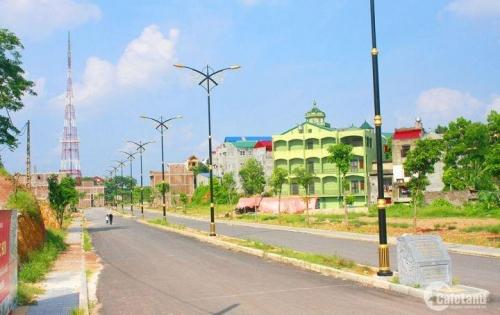 Mở bán đất nền đại lộ 120m đường Bắc Sơn kéo dài đắt đỏ nhất TP Thái Nguyên