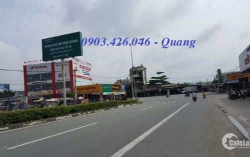Đất Mặt tiền đường Tạo lực II - Tọa lạc gần Trung tâm hành chính