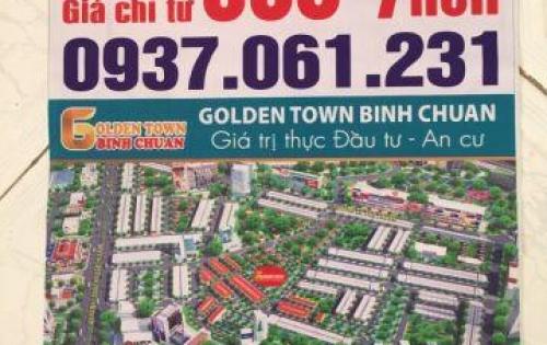 800tr/nền sở hữu ngay vị trí mặt tiền trung tâm thị xã thuận giao