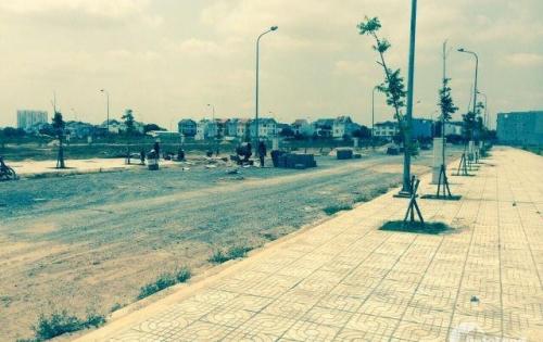 đất dự án đường Thủ Khoa Huân,TX Thuận An,Bình dương