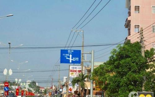 Cần tiền bán gấp lô đất mặt tiền trung tâm thị trấn Trảng Bàng - Tây Ninh