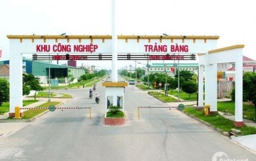 Bán đất nền dự án tại Trảng Bàng Tây Ninh