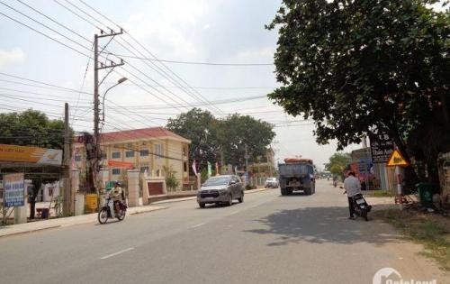 chính chủ bán đất mặt tiền giá rẻ tại Trảng Bàng Tây Ninh