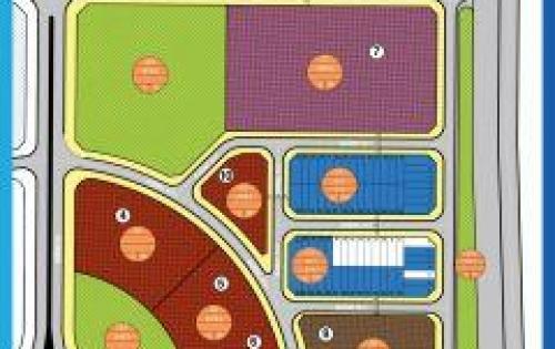 Đất nền MT QL 1A TP mới Biên Hòa, thổ cư 100%, sổ riêng từng nền