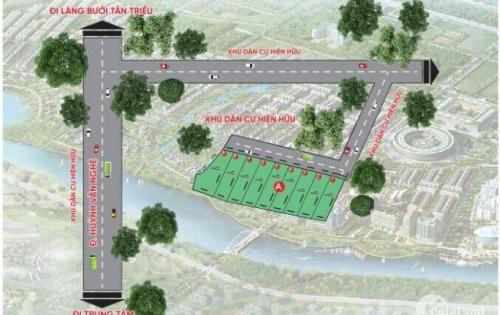 Bán đất nền nằm ngay ủy ban xã Bình Hòa, Vĩnh Cửu, giá 650trieu. lh 0937 271 311