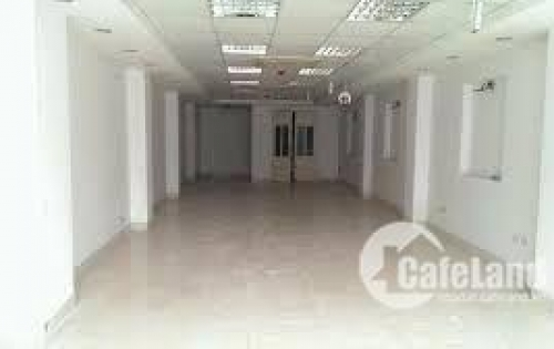 Cho thuê văn phòng tại số 3 Phan Huy Ích, Ba Đình, 80m2,giá 13tr/tháng