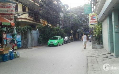 Đất phố Ngọc Khánh, Ba Đình, Diện tích lớn, Mặt tiền khủng, Giá 15.3 tỷ