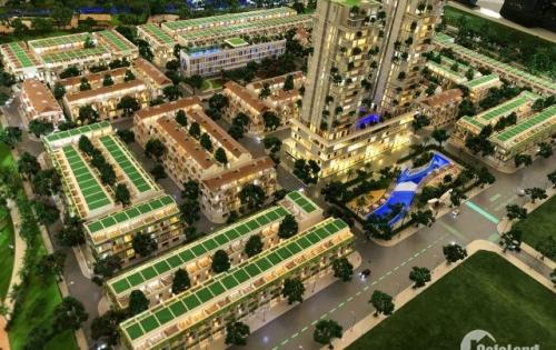 Biệt Thự liền kề ngay Trung Tâm Tp Bả Rịa, phát triển như khu Sala Quận 2