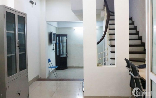 Bán nhà ngõ 429 Kim Mã, Quận Ba Đình diện tích 33m2, 5 tầng.