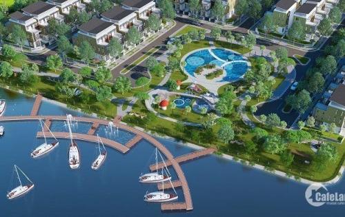 Mở Bán  Biệt thự có bến du thuyền của Khu Biệt Lập Trần Anh Riverside với giá 2 tỷ -090.393.747