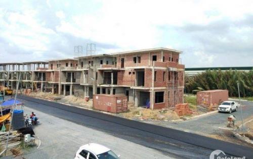 Chỉ với 765 triệu sở hữu ngay khu biệt thự vàng tại thị trấn bến lức.chiết khấu cao, góp 12 tháng không lãi suất.