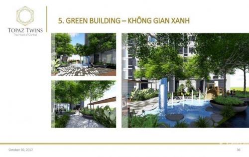 Căn hộ cao cấp Topaz Twins trung tâm Tp Biên Hòa giá chủ đầu tư