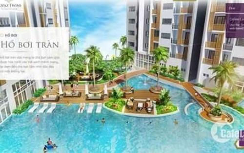 Mở bán căn Hộ đẹp nhất Tp. Biên Hòa giá 1.1 tỷ/ căn, sổ hồng riêng 0933722992