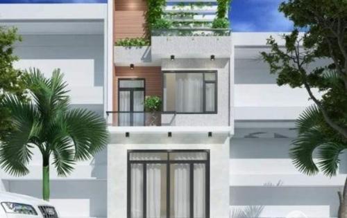 Nhà phố liền kề xây 1 trệt 2 lầu, ngay trung tâm thành phố Biên Hòa