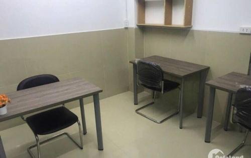 VP lviệc 4-5nv setup sẵn bàn ghế+dịch vụ 4tr5/tháng Lê Quang Định, Bình Thạnh