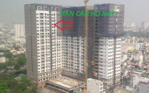 Bán gấp căn hộ Wilton, 2PN (68m2) tầng cao, 2.95Ty