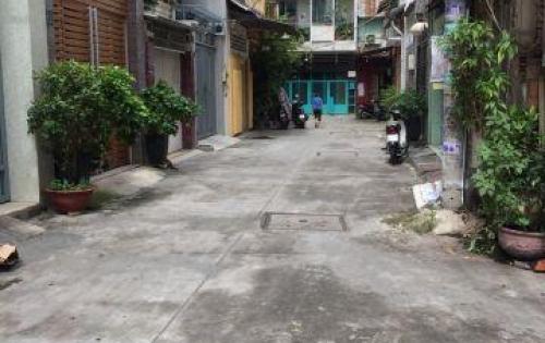 Bán nhà HXH 8m Bạch Đằng, Phường 2, Bình Thạnh.  • 4x20m • Giá 8,7 tỷ