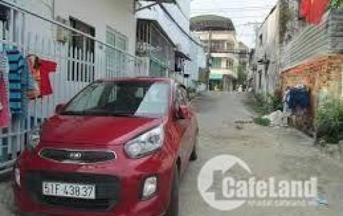 Cần tiền bán gấp đất 15x23m hẻm xe hơi 20/2D (số cũ) đường Phan Đăng Lưu, p6, Quận Bình Thạnh Dt: 23x15m, diện tích KV: 297m -Vị trí: Hẻm 6m nhà cấp 4 tiện xây