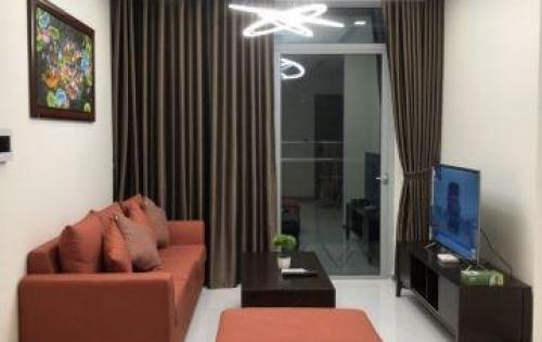 Chuyển nhượng căn hộ SHVV 1PN, full nội thất, tầng thấp Vinhomes Central Park