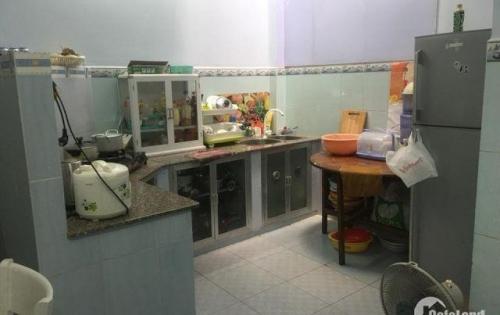 Bán nhà Nguyễn Văn Đậu, mới, 3 phòng, 70tr/M2, 60M2, 4.3Ty.