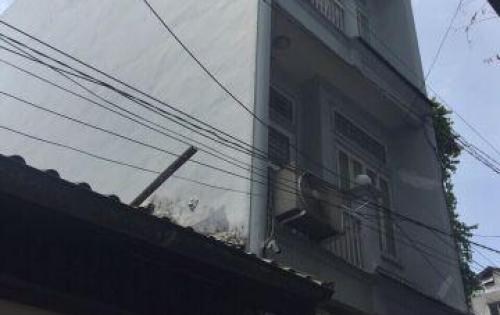 Nhà 4 tầng MT Nguyễn Thái Học, Phường 1 Quận Bình Thạnh, sát ngay Vũ Tùng.   Diện tích 4,5 x 11 m. Giá 7,2 tỷ