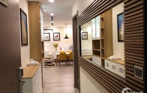 HOT! Cho thuê gấp căn hộ Vinhomes 2PN, đầy đủ nội thất, view sông, giá 18,5 triệu – LH:0903932269