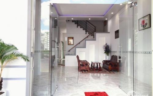 Bán nhà mặt tiền 1 trệt + 1 lầu đường B4 KDC Hưng Phú 1 . Quận Cái Răng .
