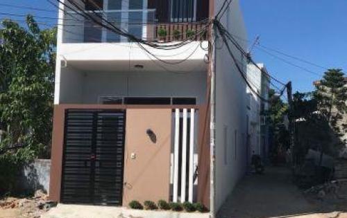 Bán nhà 2 tầng 2 mặc kiệt 7m mới 100% đường Tôn Đản, Hòa Phát, Cẩm Lệ.