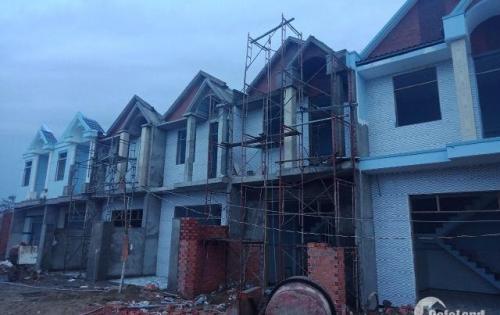 Bán nhà phố 5*16m, giá 1,5 tỷ tại xã Long Thượng, H. Cần Giuộc, Long An. LH 0934980578