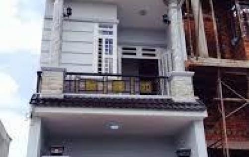 Bán gấp nhà 1 lầu chính chủ  ngay ủy ban Hưng Long, DT: 4X25 giá 800